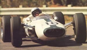 Bruce McLaren Cooper T79 1965
