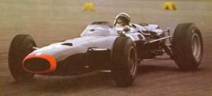 Jackie Stewart BRM 1966