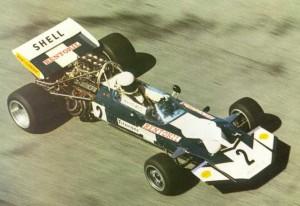 Mike Hailwood Surtees TS8A  1972