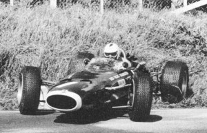 Richard Attwood BRM 1967