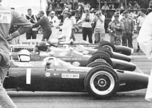 Stewart Brabham and Clark Attwood 1967