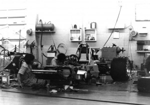 A51 1973 in workshop
