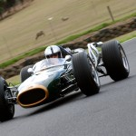 Sir Jack and Brabham BT19