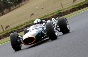 Sir Jack and Brabham BT19