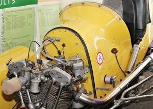 Sir Jack's 'NSW 28' Speedcar Midget Racer
