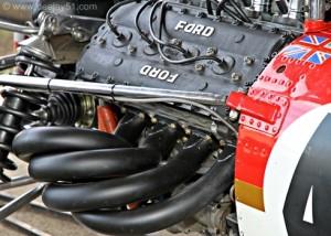 Cosworth DFV DOHC V8