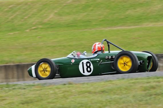 Syuichiro Nagakubo Japan Lotus 18 FJ