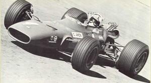 Chris Amon Ferrari 1968