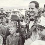 Denny Hulme wins Levin 1964