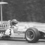 Graham Hill Lotus 1969