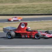 Warwick Brown in Stan Redmond's Lola T333 CS