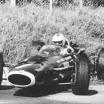 Richard Attwood BRM 1967