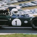 Brabham BT24 of Brian Wilson.