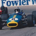 Brabham BT31 Repco V8 of Kiwi Phil Harris